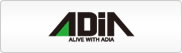 株式会社アディアは清掃サービス業として主に病院清掃を行っています。グループ内の土井・西江井島病院をはじめ、グループ各法人の定期清掃及びメンテナンス、修繕業務も担当